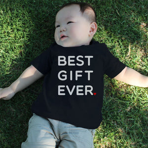Graphic Snap-on Style Baby Tee, Infant Tee - Best Gift Ever - 365INLOVE