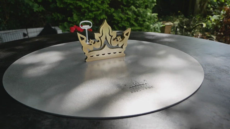 King of Fire Balthazar - Premium BBQ Grill