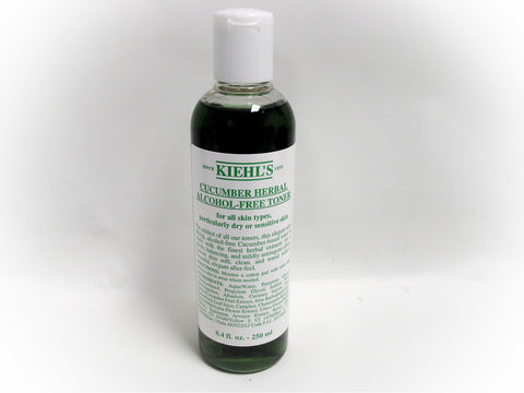 Kiehl's Cucumber Herbal Alcohol-Free Toner 8.4 oz/ 250ml