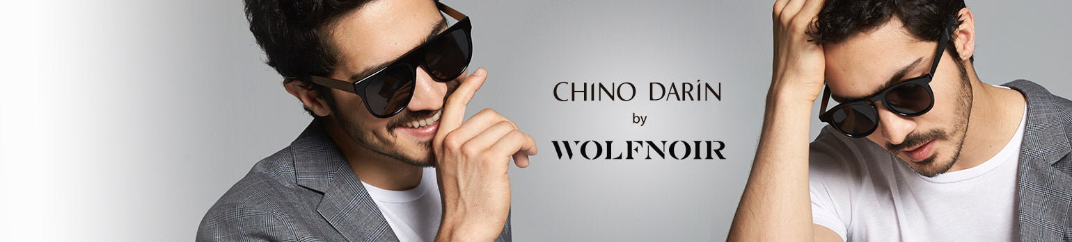 Chino Darin lookbook | Wolfnoir