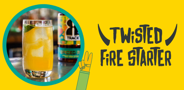 Twisted Fire Starter