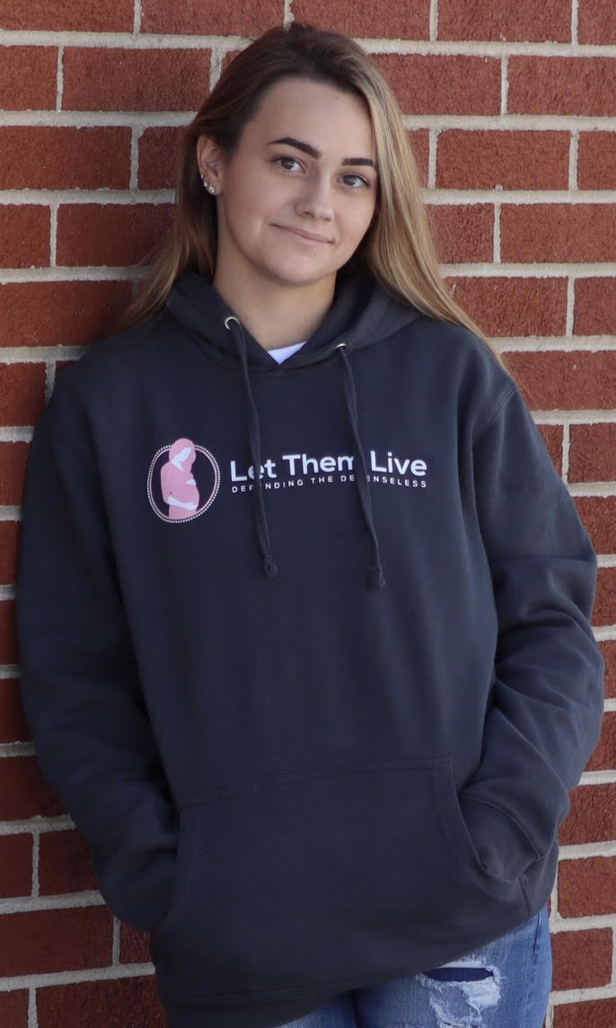 Unisex Let Them Live Hoodie