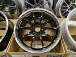 Advan RS-D 18x8+48 5x112 Machining Black