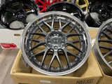 Weds Mavericks 19x9.5+30 19x11+38 5x112 Matt Carbon