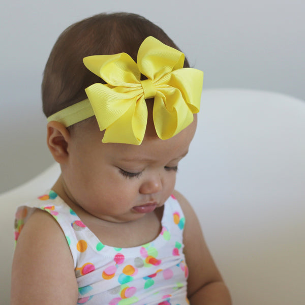 Matilda Modelling Sachi Baby Headband for Baby Girls