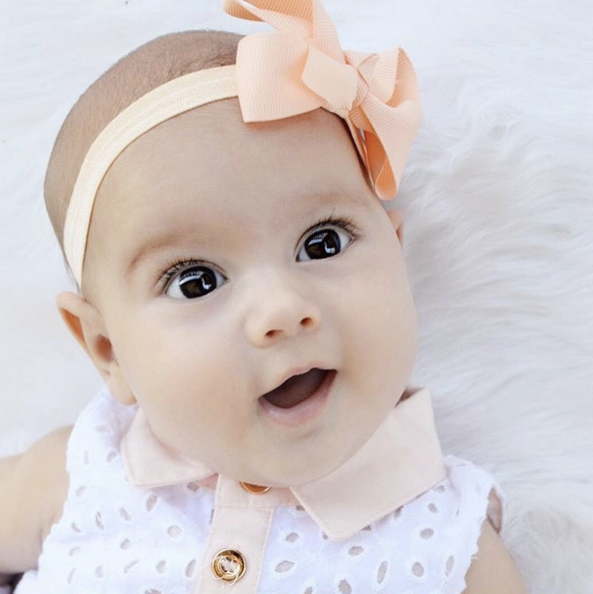 Prettiest baby bows shipped Australia wide free