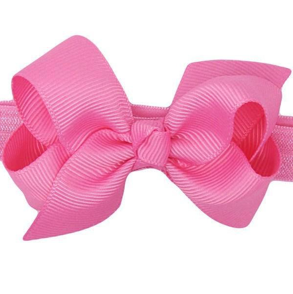 Amarli Pink Baby Headband | Baby Girl Hair Accessories