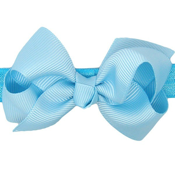 Amayah Blue Baby Headband | Baby Hair Accessories