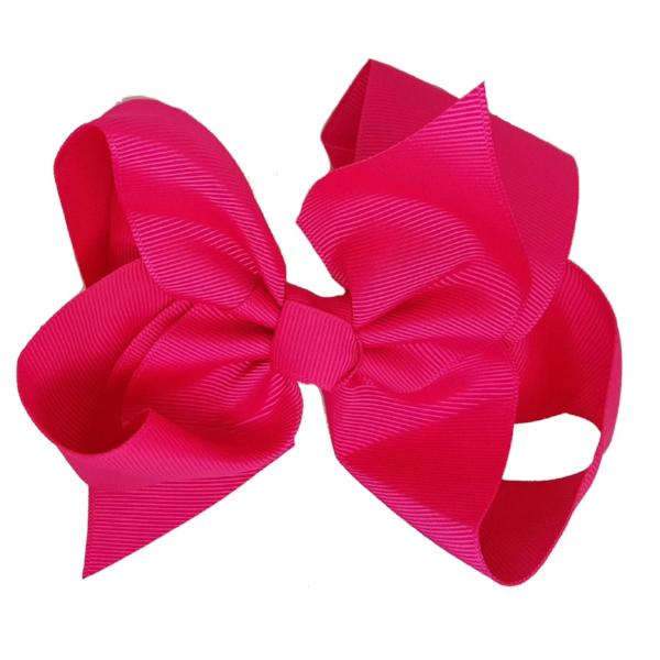 Barbie Big Bow Clip