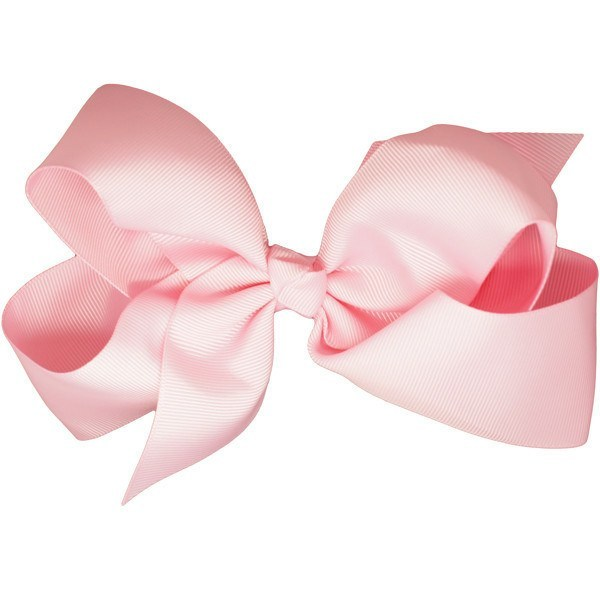 Cindy Pink Big Bow Girls Hair Clip | Hair Accessories