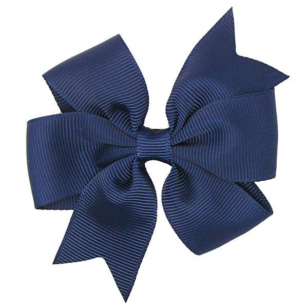 Corinne Pinwheel Bow Hair Clip for Girls (girls hair accessory)