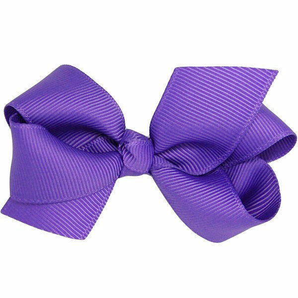 Elissa Hair Bow for Baby Girls | Non Slip Baby Hair Clip & Hair Accessory
