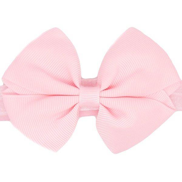 Halcey Pink Baby Headband | Baby Hair Accessories