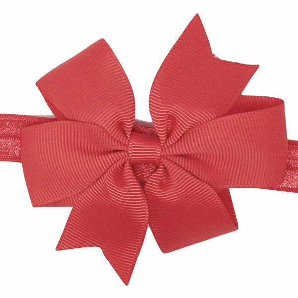 Suzie Baby Bow Headband | Baby Girl Headbands & Accessories Australia