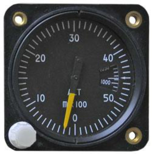 Light Weight Altimeter