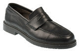 SALE - limited sizes (34, 35, 36,) Chunky Black Loafer