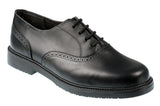 Boys School Brogue Lace Up