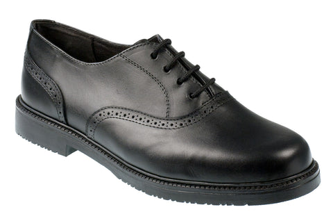 SALE in limited sizes (35, 36 and 41 only) Boys School Brogue Lace Up