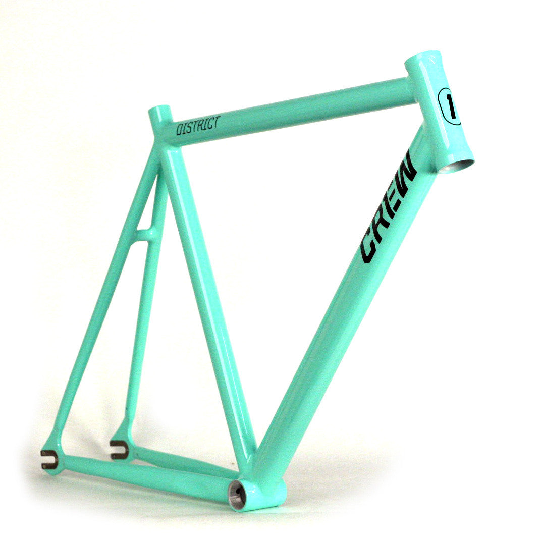 district track frame celeste
