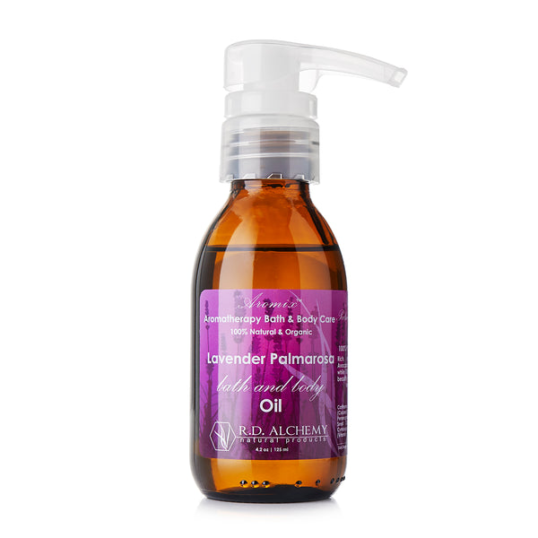 Lavender Palmarosa - Bath & Body Oil