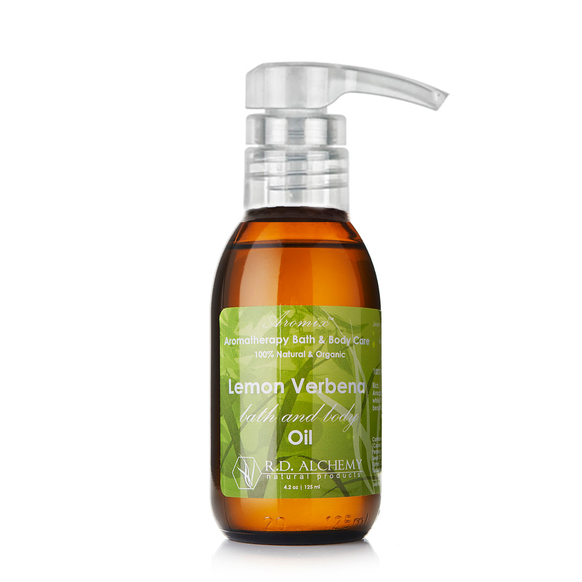 Lemon Verbena - Bath & Body Oil