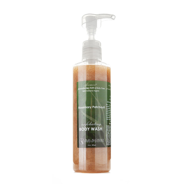 Rosemary Patchouli - Body Wash Shower Gel