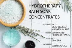 Relaxing Hydrotherapy Bath Soak