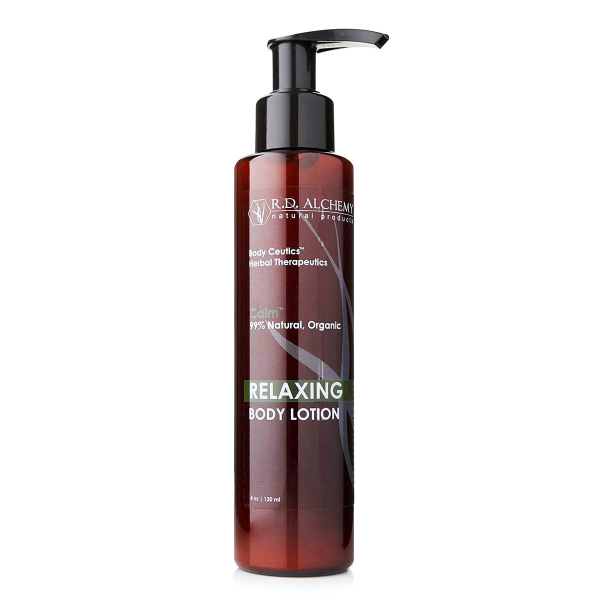 Organic Relaxing Body Lotion