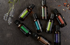 100% Pure Aromatherapy Grade Essential Set Oil