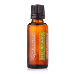 Lemongrass - 100% Pure Aromatherapy Grade Essential Oil