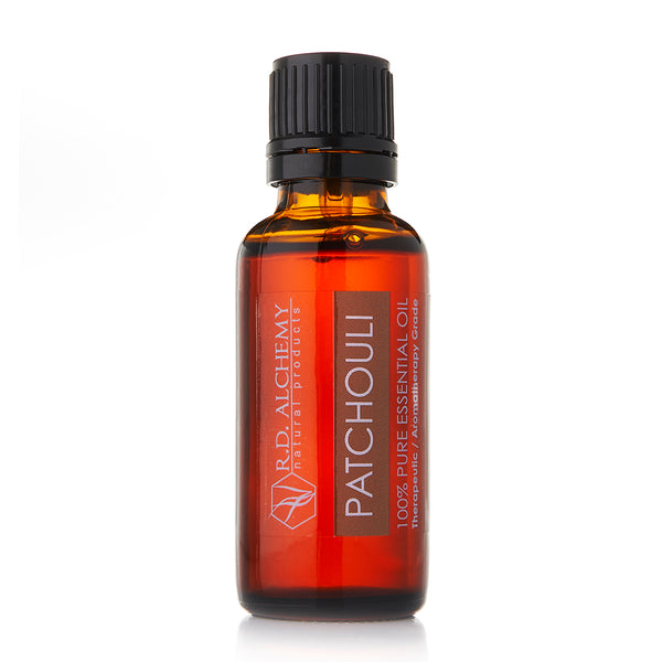 Patchouli - 100% Pure Aromatherapy Grade Essential Oil
