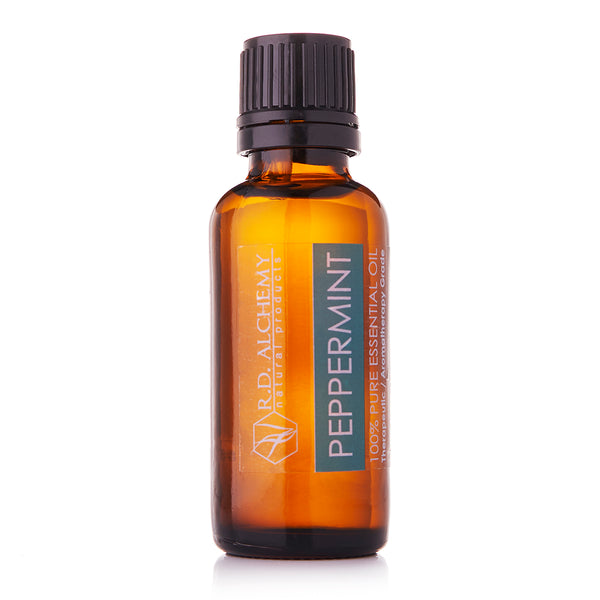 Peppermint - 100% Pure Aromatherapy Grade Essential Oil