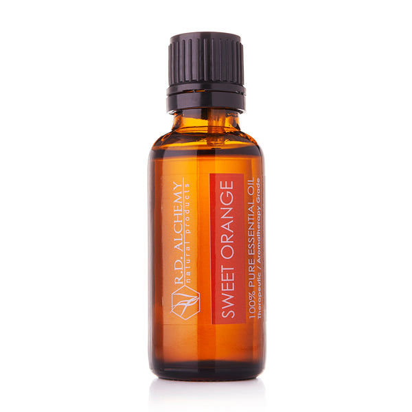 Sweet Orange - 100% Pure Aromatherapy Grade Essential Oil