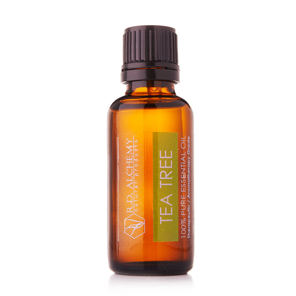 Tea Tree - 100% Pure Aromatherapy Grade Essential Oil