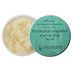 Eucalyptus Grapefruit - Sea Salt Body Scrub
