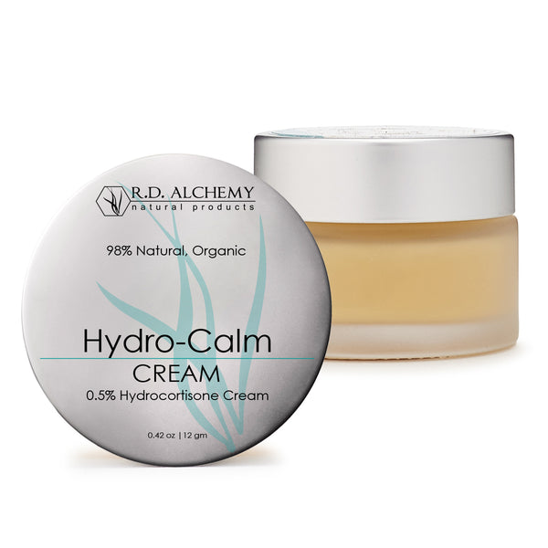 Organic Hydro-Calm Hydrocortisone Cream