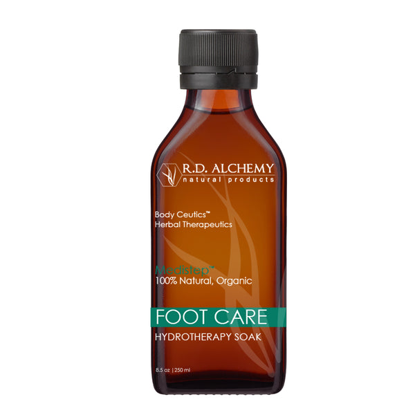 organic foot care hydrotherapy soak