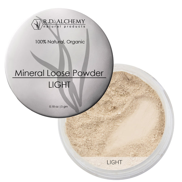 Organic Mineral Loose Powders