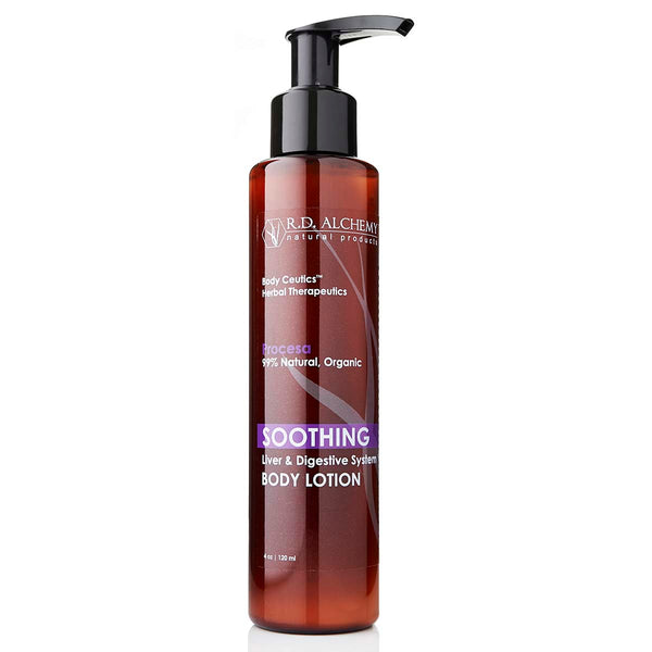 Stomach Soothing Lotion