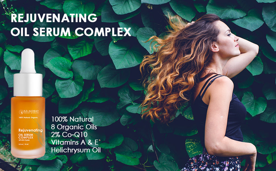 Rejuvenating Oil Complex