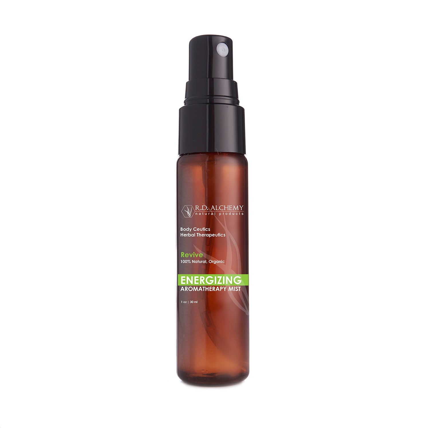 Energizing Body Mist