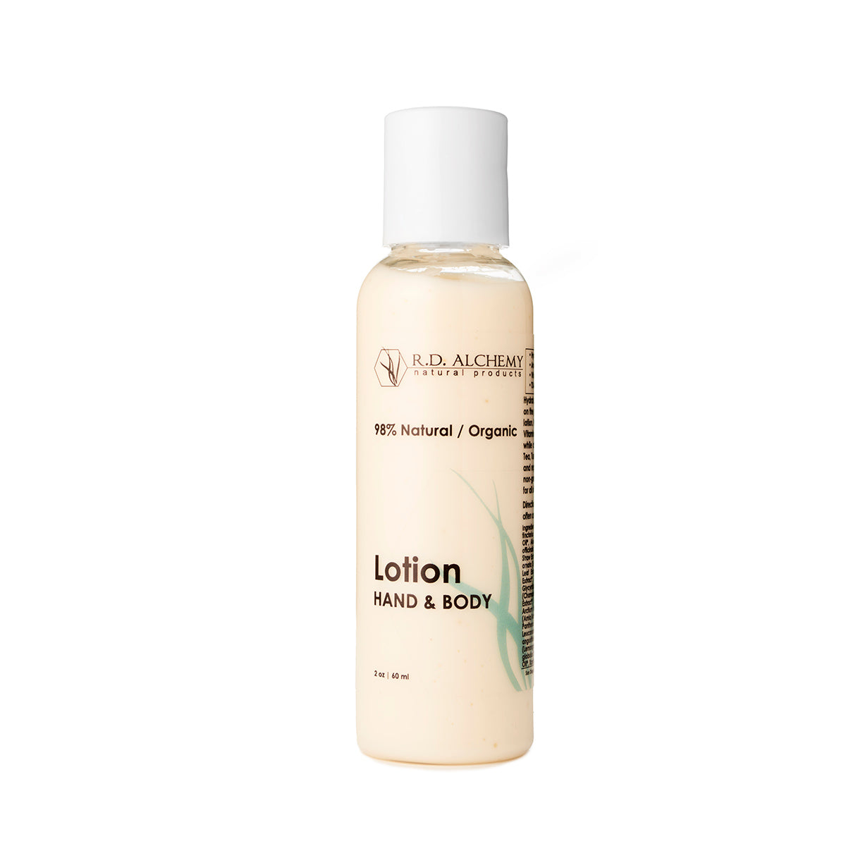 Travel Hand & Body Lotion