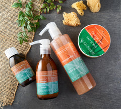 Orange Mint - Bath & Body Oil