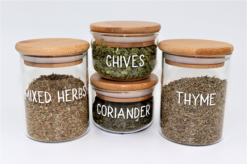 Herb & Spice Pack (20 Labels)