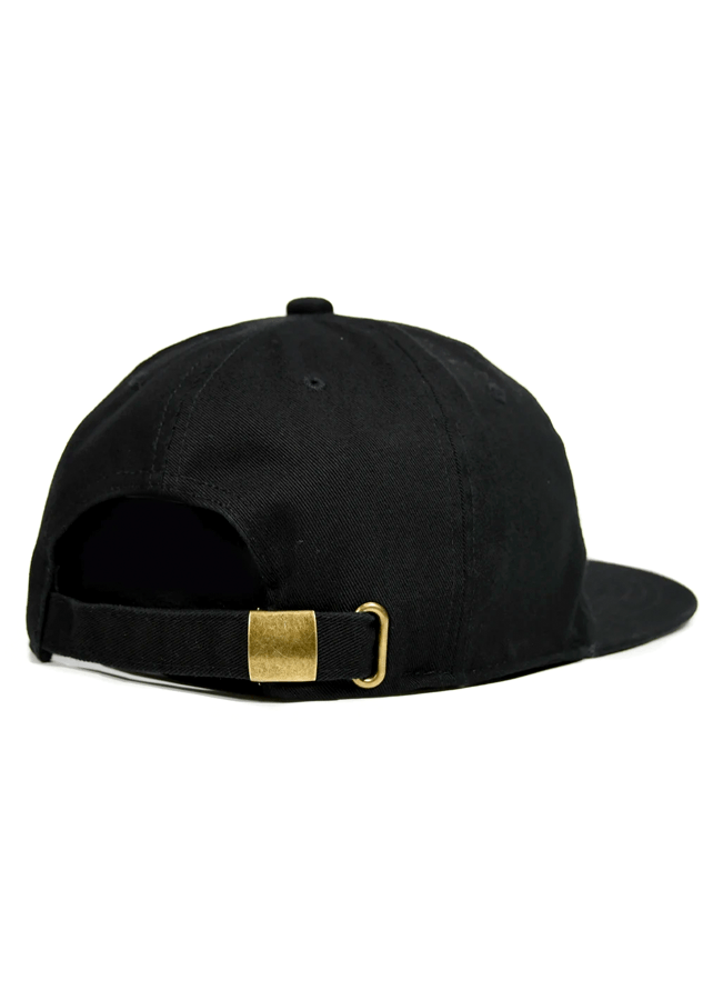 Hat 40s & Shorties Color general text logo - Black