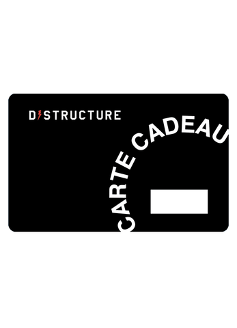 D-Structure Gift Card / Carte Cadeau