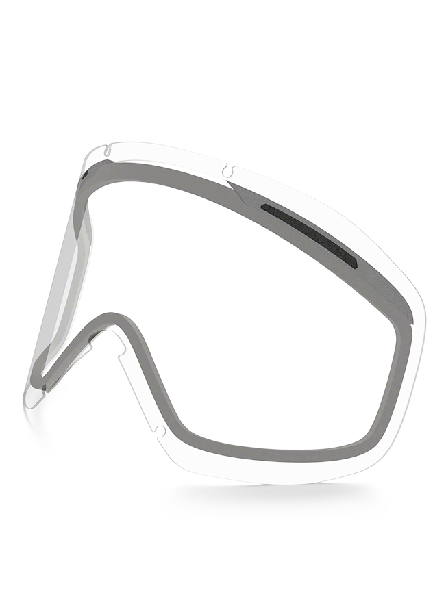 Replacement lens Oakley O Frame 2.0 XL - Clear
