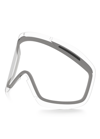 WT17 GOGGLE OAKLEY O2 XL REPLACEMENT LENS - CLEAR