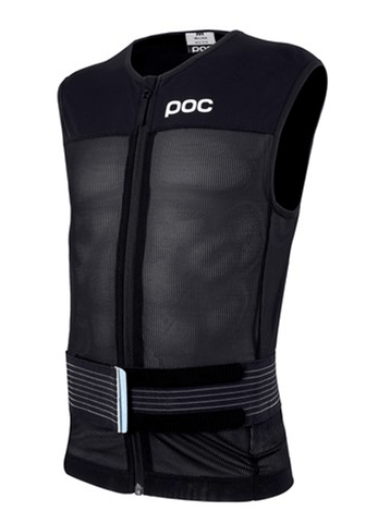Back protector POC Spine VDP air vest / Slim fit - Black