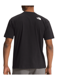 T-shirt The North Face Coordinates - TNF black